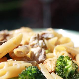 Pasta with Sardines.