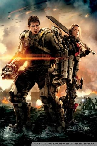 Edge of Tomorrow HD Wallpapers