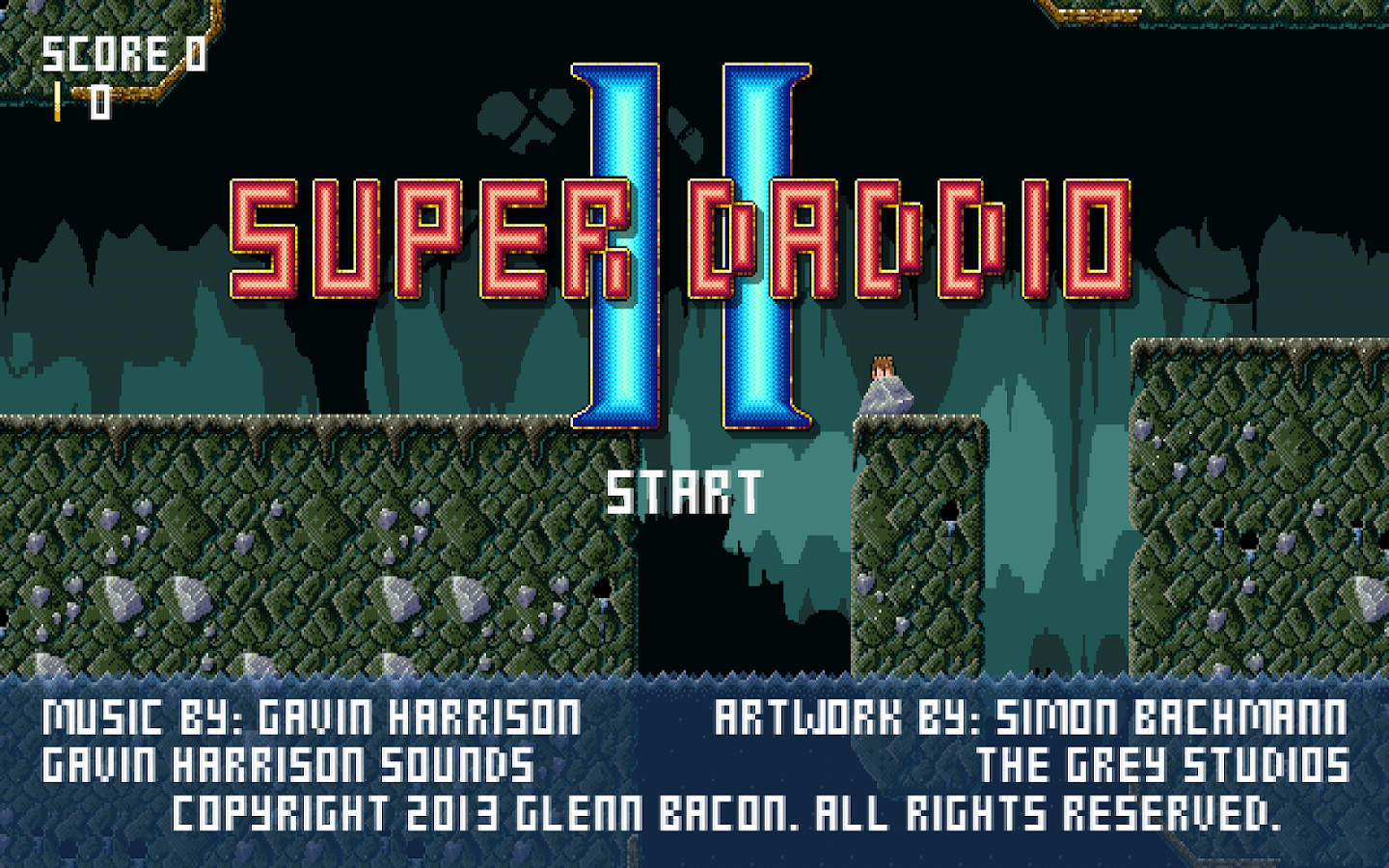 Super Daddio 2- screenshot