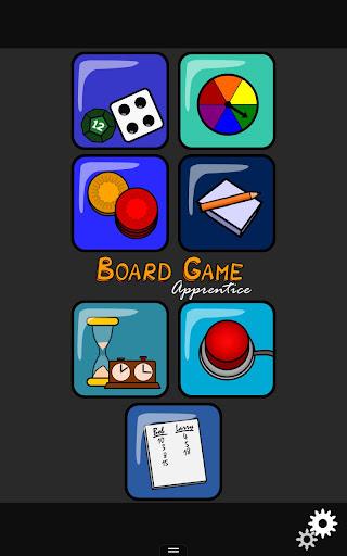 Board Game Apprentice