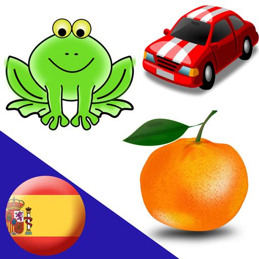 Spanish words for Kids 教育 App LOGO-APP試玩
