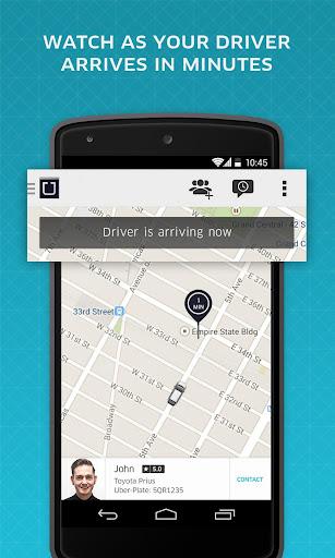 [品味生活]優步UBER頂級私人司機叫車服務! @ HIROKING'S ...