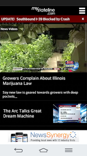 MyStateline - screenshot thumbnail