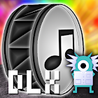 FLOW - A Space Drum Saga DLX icon
