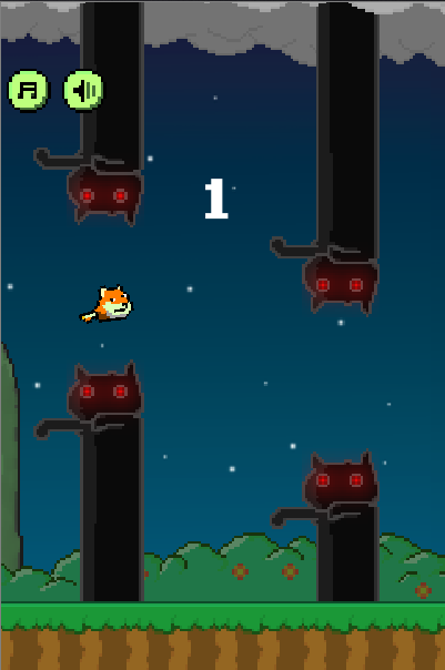 Flap Doge - screenshot