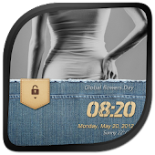 Denim【Creative Locker Theme】
