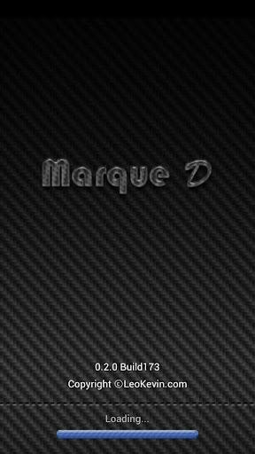 차계부 MarqueD