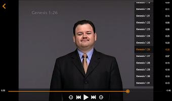 Screenshot of JW Library Sign Language