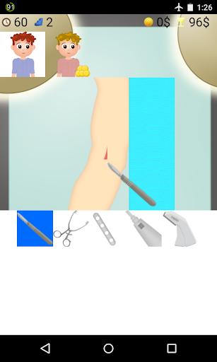 肘部手術的遊戲 玩休閒App免費 玩APPs