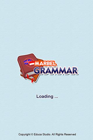 Marbel Belajar Grammar