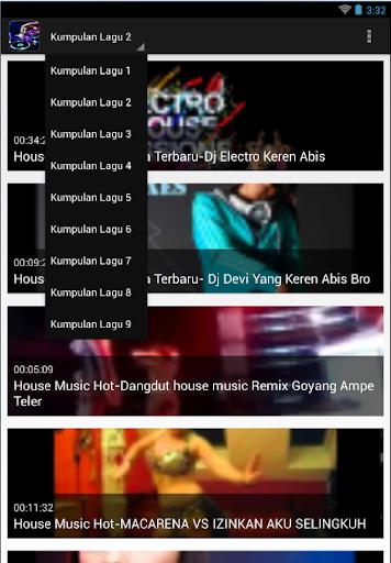 【免費媒體與影片App】Lagu Dugem-APP點子