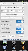 Screenshot of Tactile Mobile Free