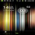Rainbow Iphone Golocker icon
