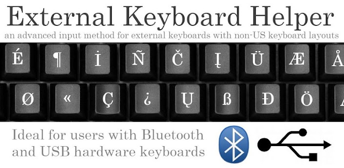 External Keyboard Helper Pro apk