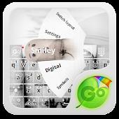 Smiley GO Keyboard Theme