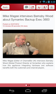 ChannelBiz.co.uk - screenshot thumbnail