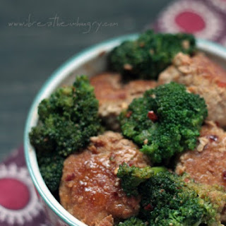 Chicken and Broccoli Meatball Recipe – Low Carb and Gluten Free.