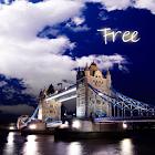 Tower Bridge Fireworks Live Wallpaper Free icon