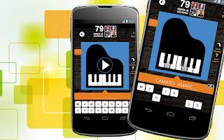 Screenshot of Eu Sei a Música