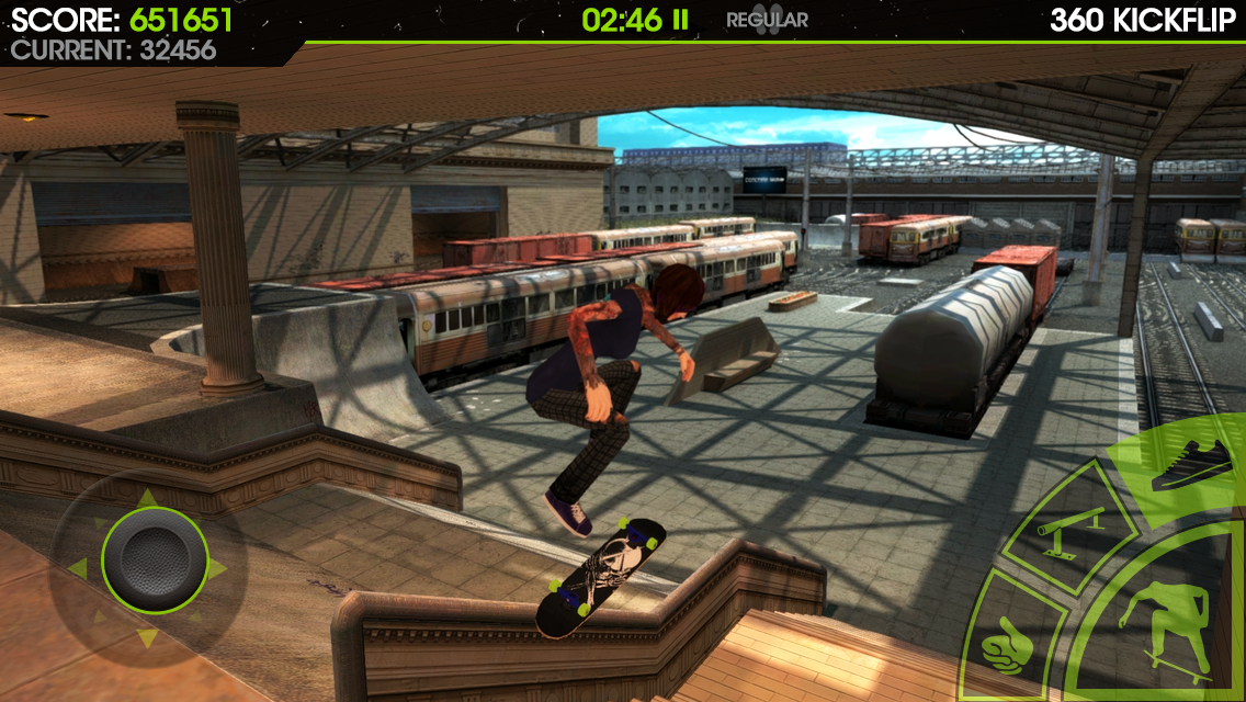 Skateboard Party 2- screenshot