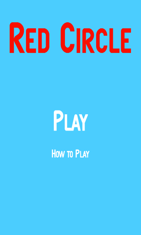 Red Circle- screenshot