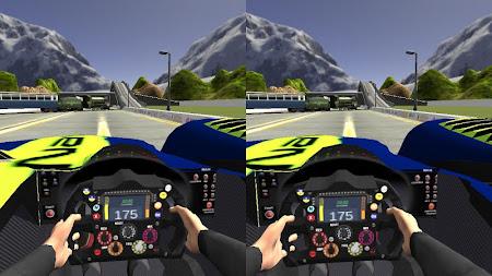 VR Car Vs Train 1.0 screenshot 6165