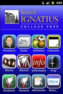 St. Ignatius College Prep App- screenshot thumbnail