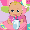Cute Baby Nursery icon