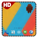 Android 4.4 Kitkat Theme icon