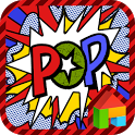 Pop Art Dodol Theme icon