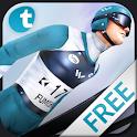 Ski Jumping 12 Free logo