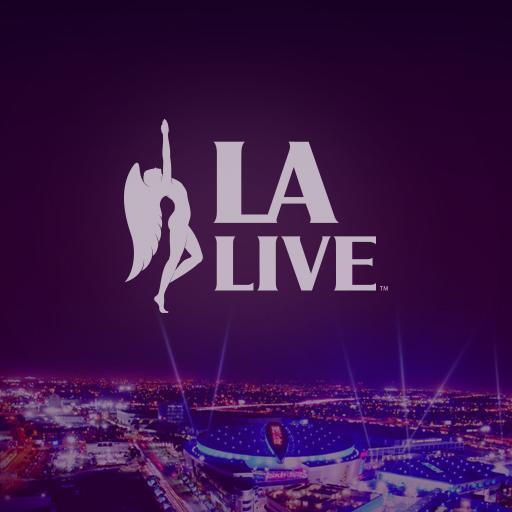 L.A. LIVE LOGO-APP點子