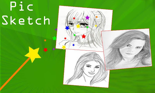 Pic Sketch Effects