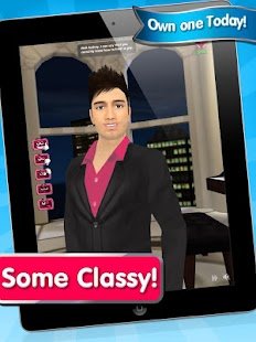 My Virtual Boyfriend Free - screenshot thumbnail
