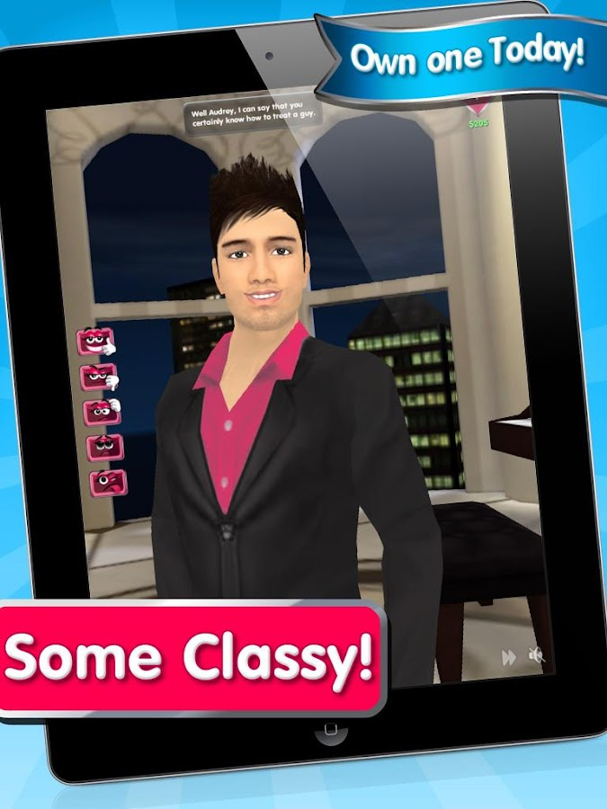 My Virtual Boyfriend Free- screenshot