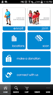 The HUB: Self-Service Portal - náhled