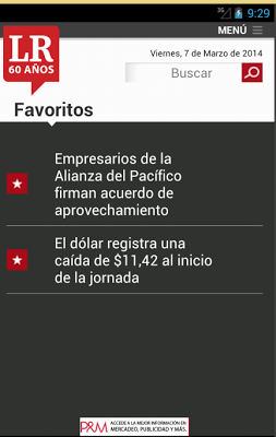 La Republica - screenshot