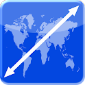 Maps Distance Calculator icon