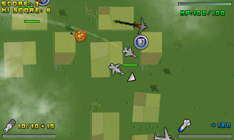 Aerial Hunt Demo - screenshot