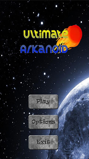 Ultimate Arkanoid Lite