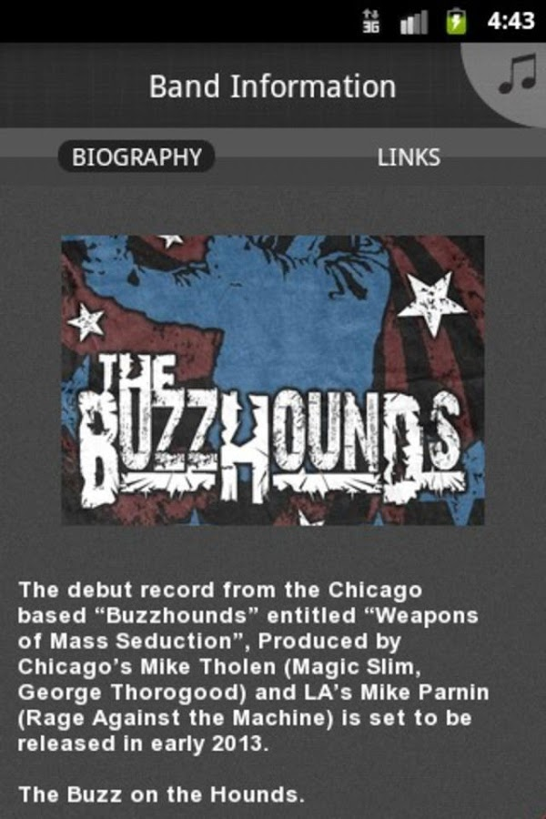 The Buzzhounds - screenshot