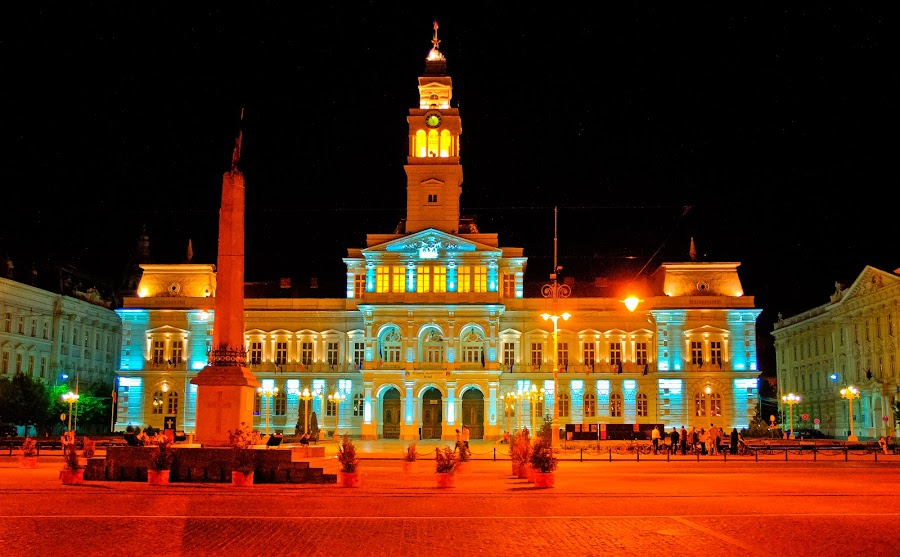 City Hall by Eduard Andrica - Buildings & Architecture Public & Historical (  )