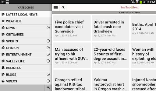 【免費新聞App】Yakima Herald-Republic-APP點子