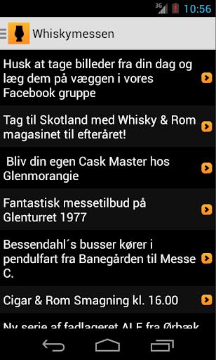 Whiskymessen