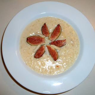 Cardomom And Saffron Kheer