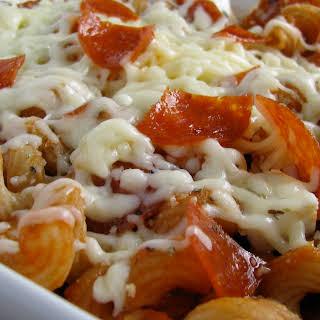 Pizza Pasta.