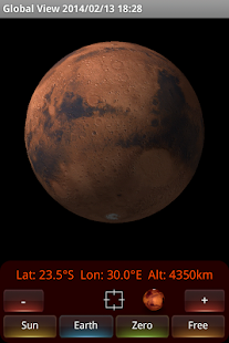 Physical Mars- screenshot thumbnail