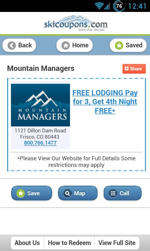Skis com coupon code
