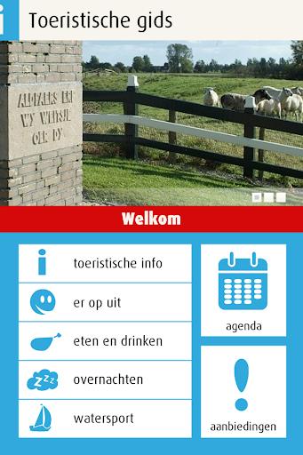 【免費旅遊App】Hindeloopen-APP點子