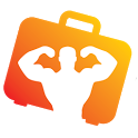 Travel WODs: Travel Workouts icon